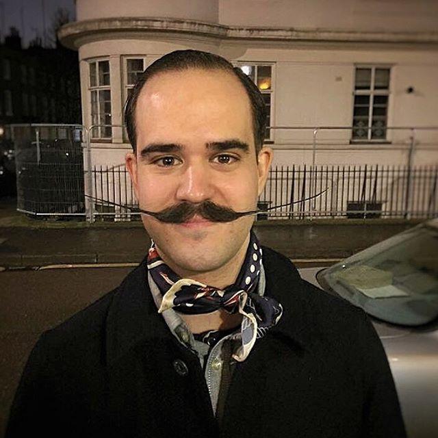 Handlebar Moustache How To Grow Amp Style A Handlebar