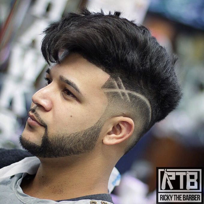 punk haircuts: 40 best punk hairstyles for boys and men