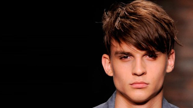 straight hair :: hairstyles for men with straight and silky
