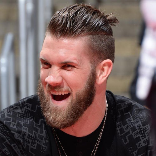 This High Volume Haircut Is An Example Of A Modern Pompadour With Hair Styled Backwards And Upwards Keeping The Sides In Short Undercut Helps To Reduce