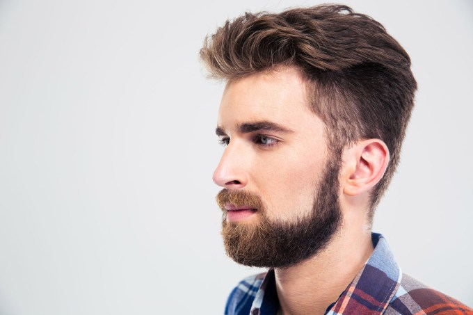 facial hairstyle :: 15 best men's sideburn beard styles for