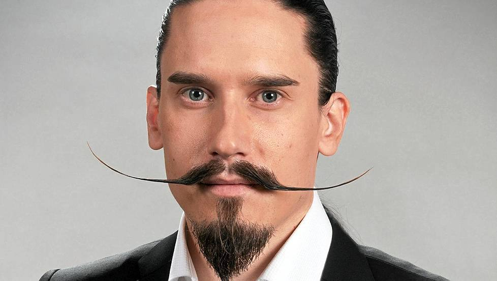 Mustache Styles 10 Official Types Of Mustaches And Names