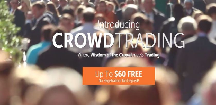 Forex Market Evolution – Introducing Crowd Trading