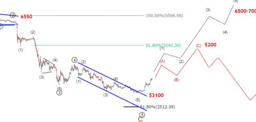 Bitcoin Price Prediction: Has BTC Bottomed After Rallying From $3000?