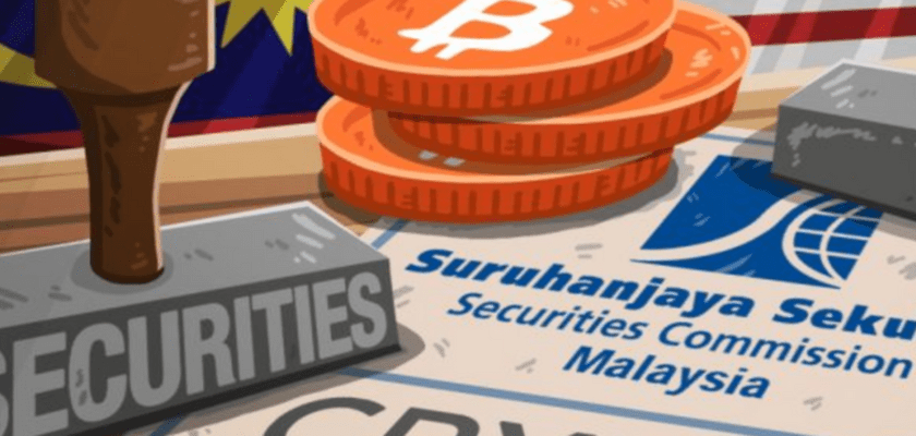 Cryptocurrency and Tokens Are Securities Per Malaysian Regulation Today