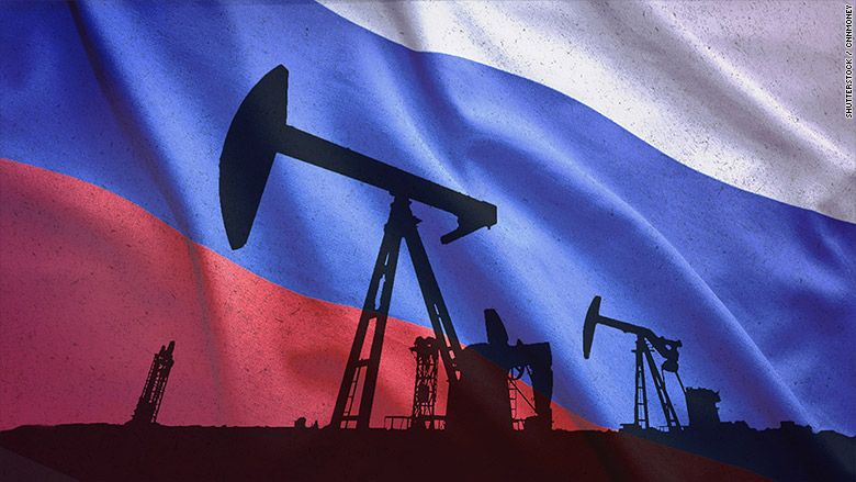 Russia Plans to Launch Oil-Backed Cryptocurrency