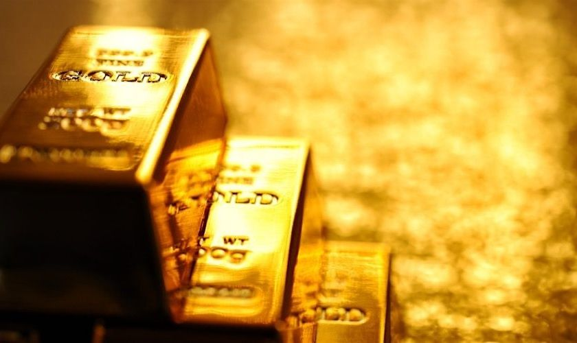 Gold price declines slightly to $1,322 | AtoZ Markets