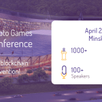2019 Crypto Games Conference: Blockchain games industry gathers in Minsk