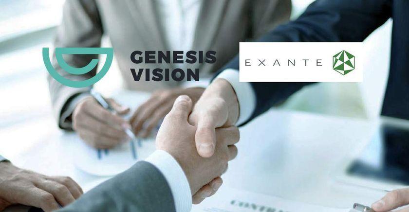 Genesis Vision Partnership with EXANTE Unlocks 10000 New Assets