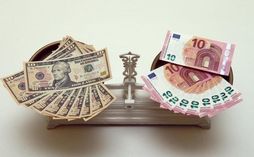 EURUSD buy on dips or sell on rallies? BoAML, MS