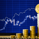 Bitcoin prices drop while Ripple surges