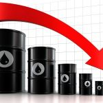 14/11/14 Light Crude Oil trades below $75, plunges below lowest of 2011.
