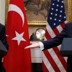 USDTRY forecast on US Turkey tensions rise