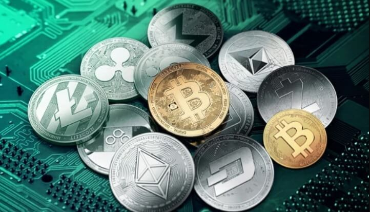 Top 6 Cryptocurrencies 2018