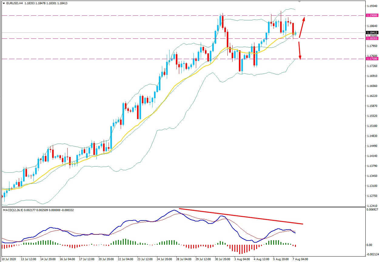 EURUSD Facing Resistance