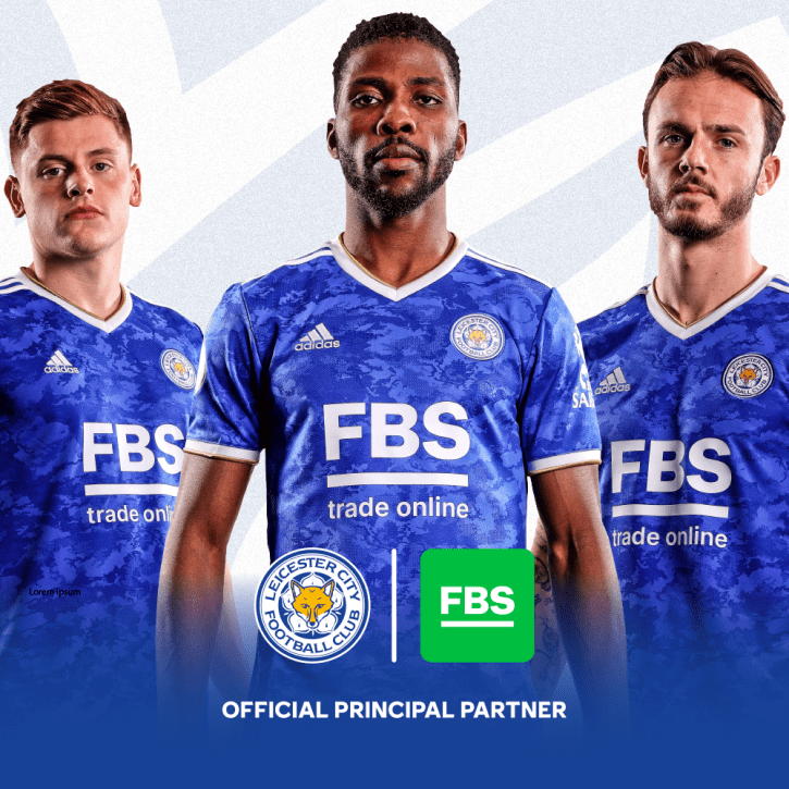 Leicester City and FBS Partnership