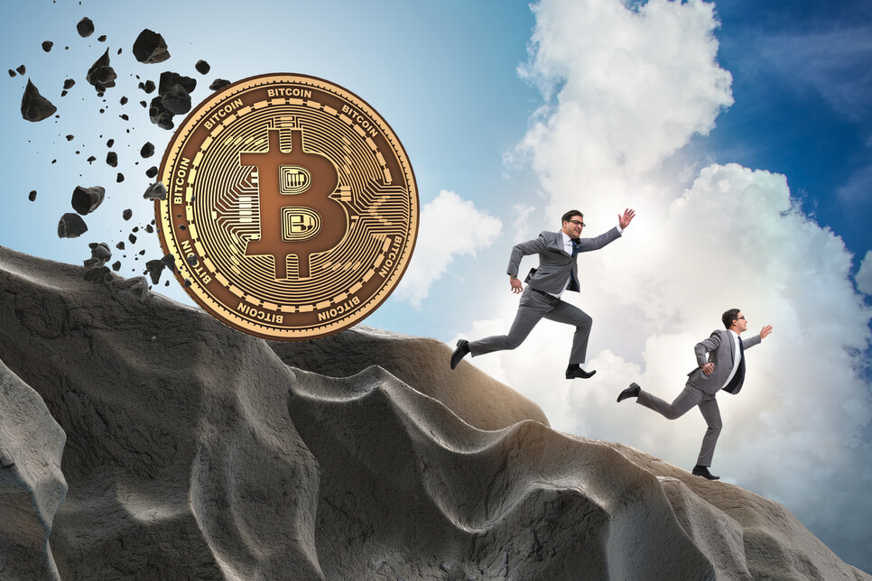 reason for crypto crash today