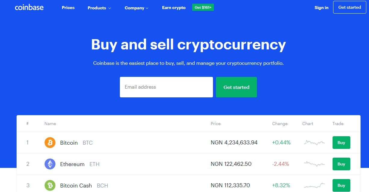 Best bitcoin exchange in Netherlands - Coinbase