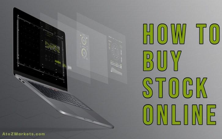how to buy stock online