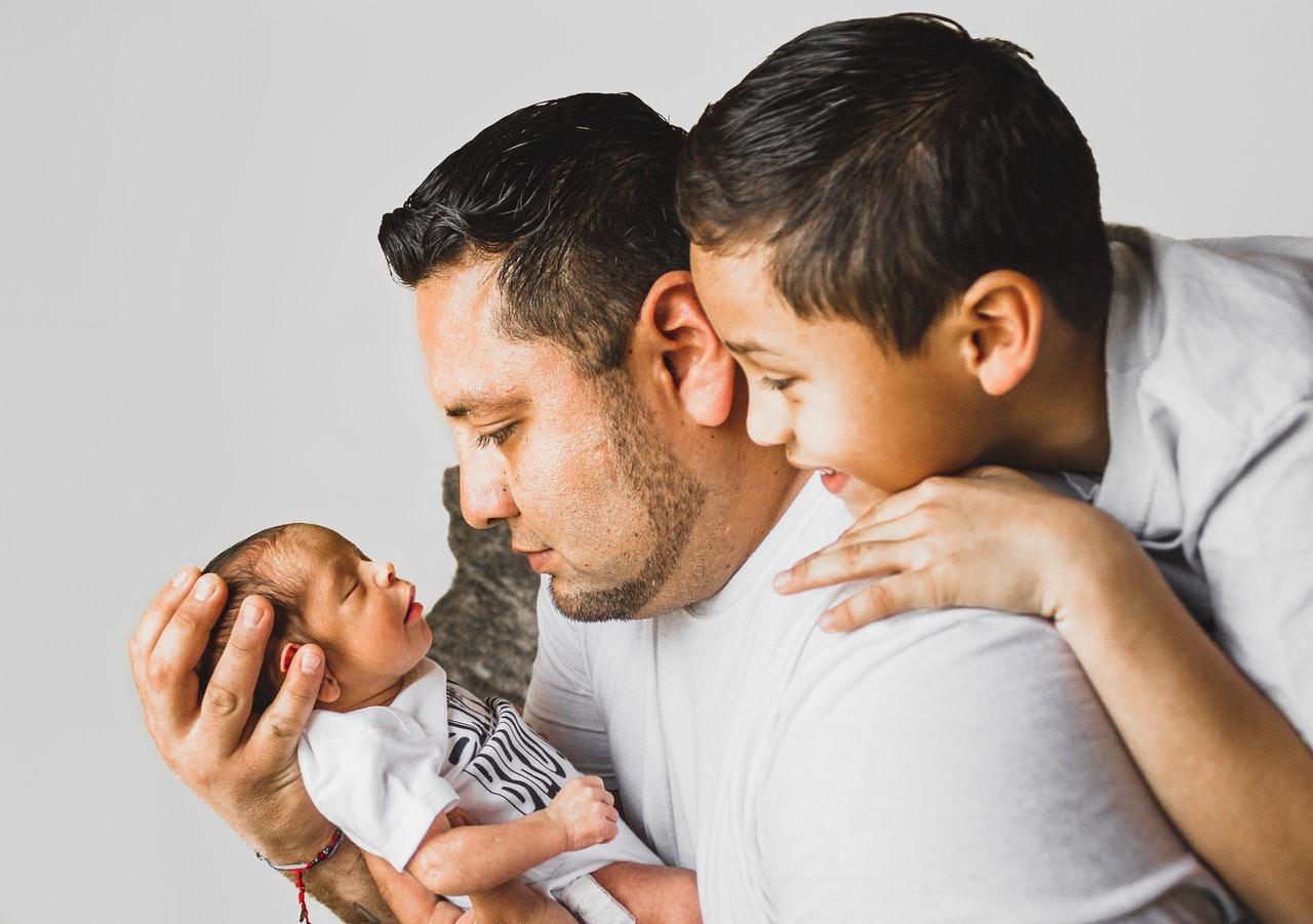leah has 4 sons by god's grace www.atozmomm.com