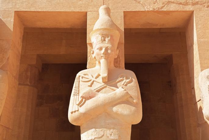 picture of ancient king hatshepsut www.atozmomm.com