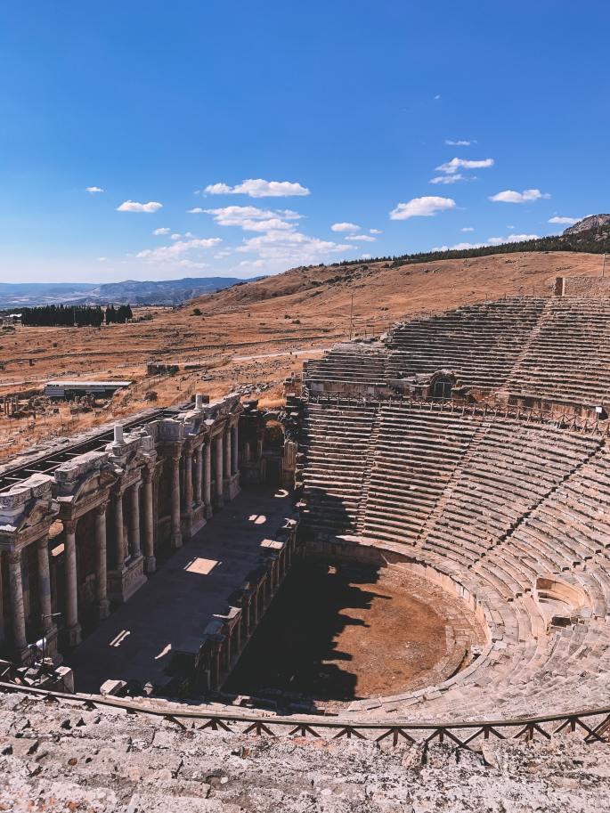 ancient amphitheater www.atozmomm.com bsf matthew lesson 9