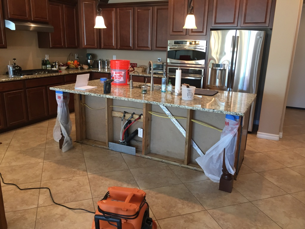 Kitchen Remodel A To Z Residential Repair LLC