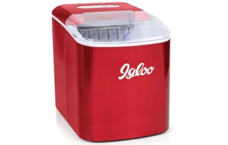 Igloo ICEB26RR Automatic Portable Countertop ice Maker