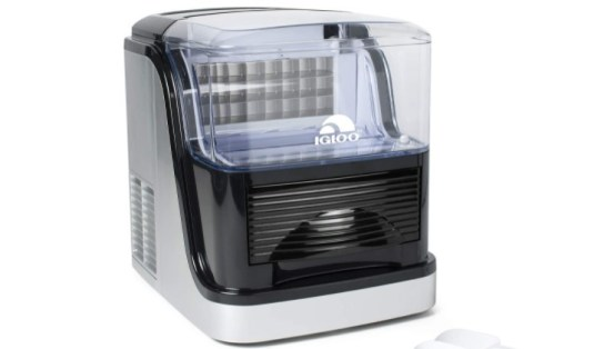 Igloo ICEC33SB 33-Pound countertop ice maker