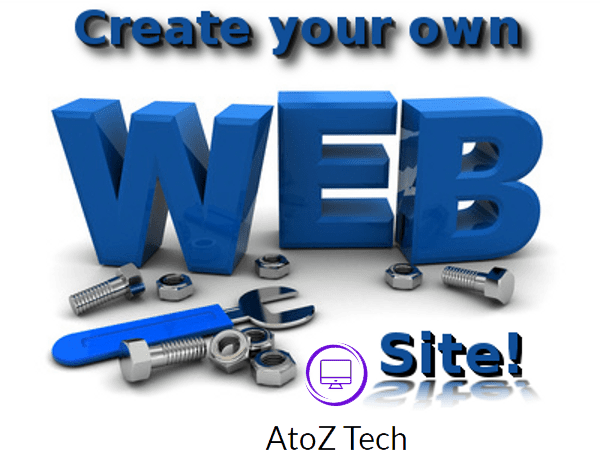 How To Create A Website For Free 1
