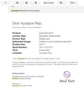 Download Free Autodesk Softwares,Autocad 3