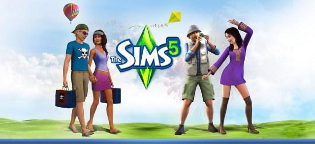 Sims 5 5
