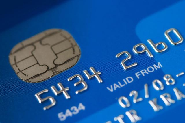 EMV Chip Debit Card