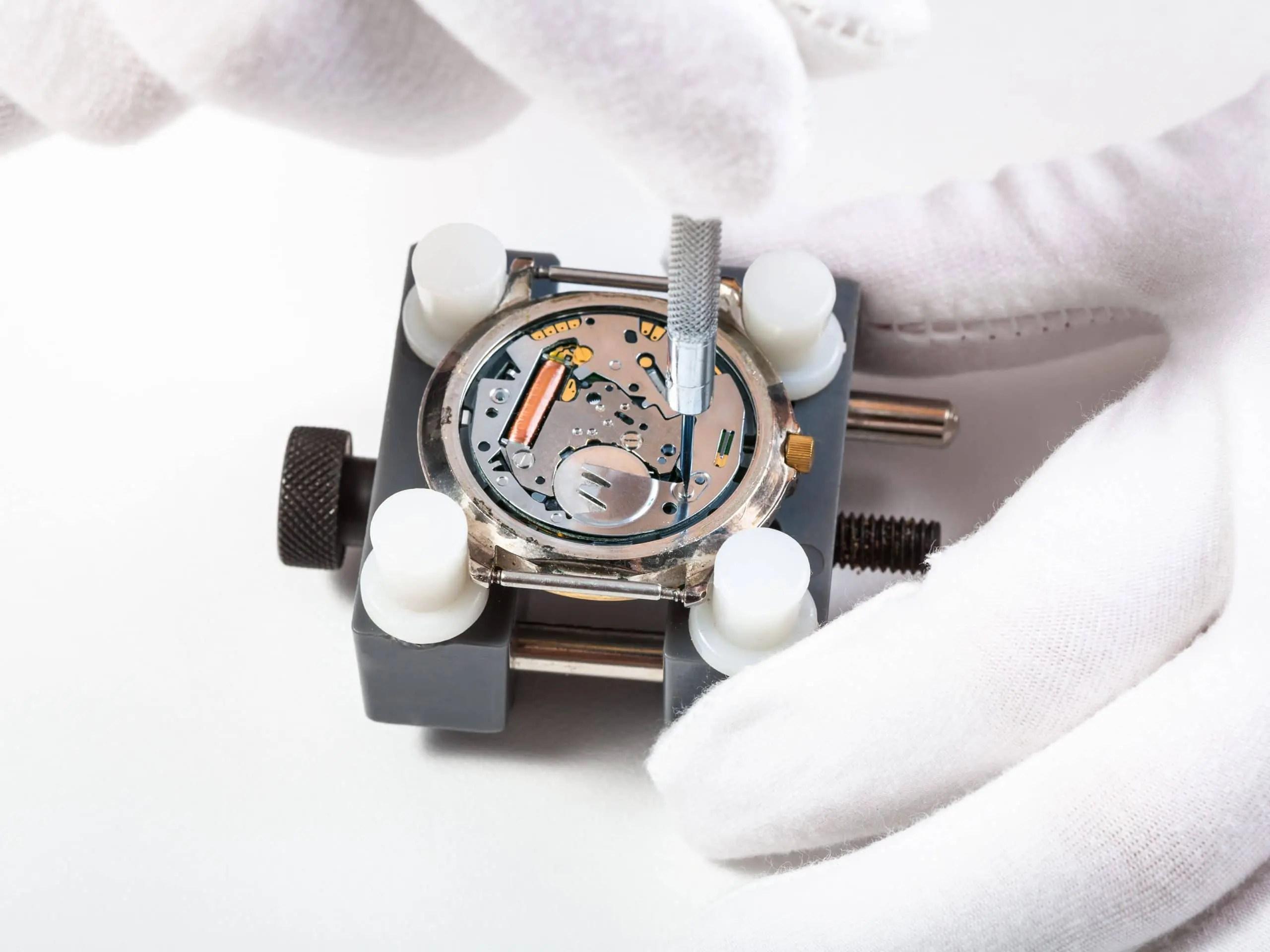 watch repair in uk