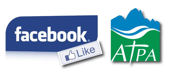 La page Facebook de l'ATPA