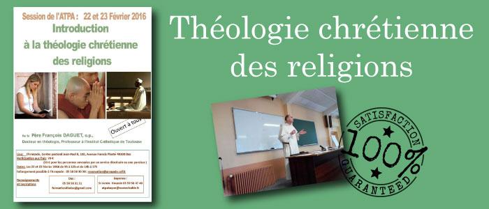 atpa cours licence théologie théologie chrétienne des religions
