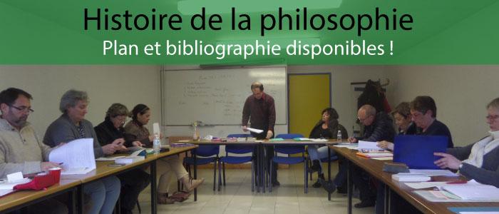 Protégé: Plan et biblio du cours Histoire de la philosophie par le Père Dominique Bop
