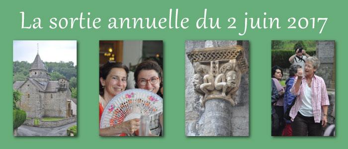 La sortie annuelle du 2 juin 2017 en photos ! programme théologie cours