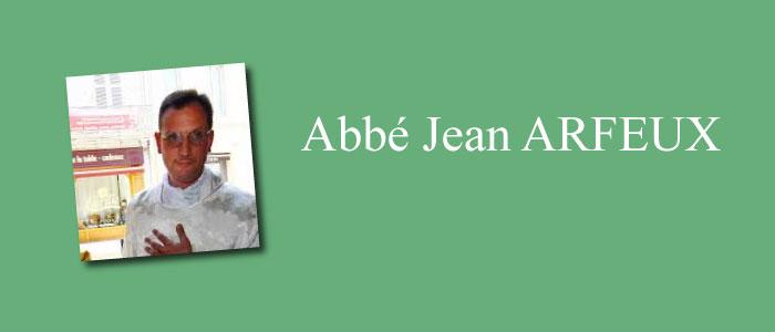 Abbé Jean ARFEUX