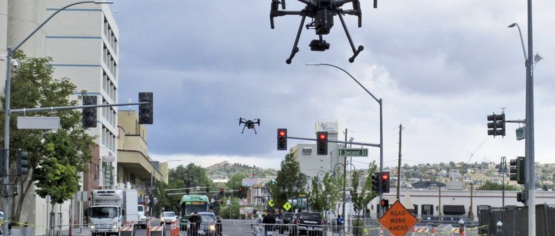 Webinar: Drones Are Revolutionizing Transportation Management