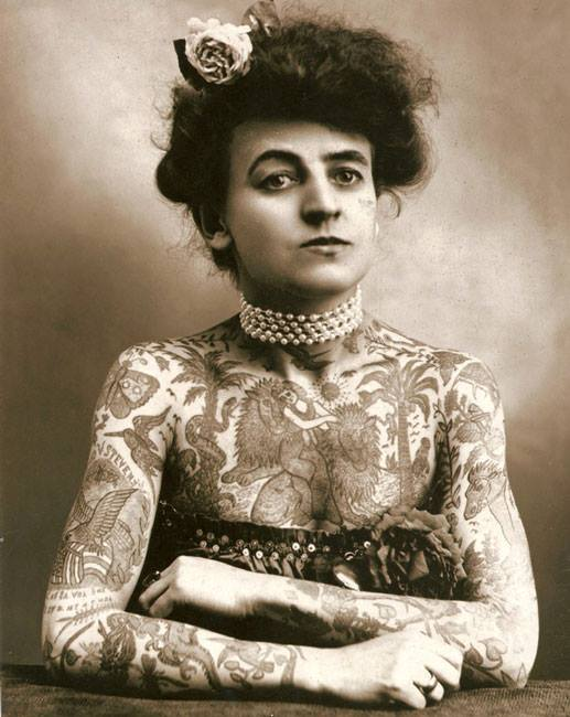 Mujeres Pioneras: Maud Wagner