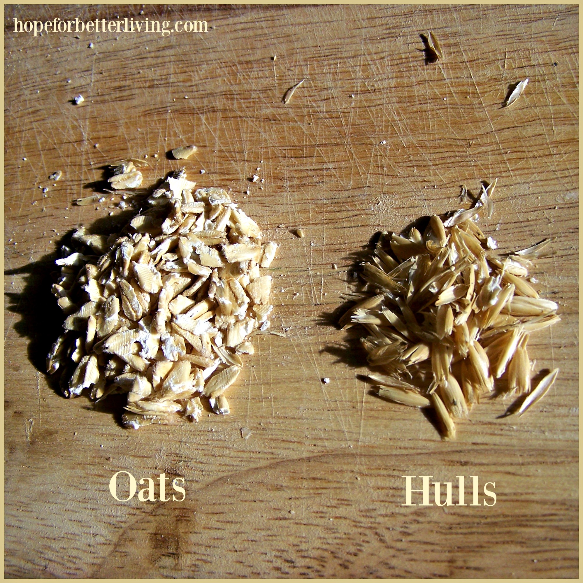 How to Roll Oats at Home