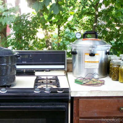 Outdoor Canning: How to Make Preserving Easier This Year