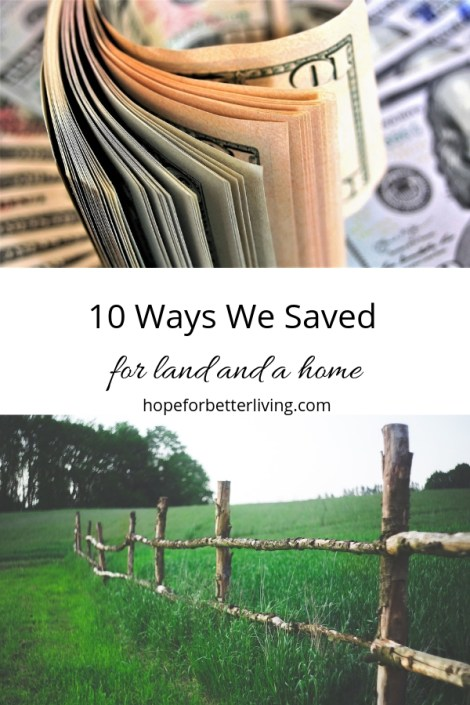 Looking to buy your own place? Here's 10 ways we met our goals!