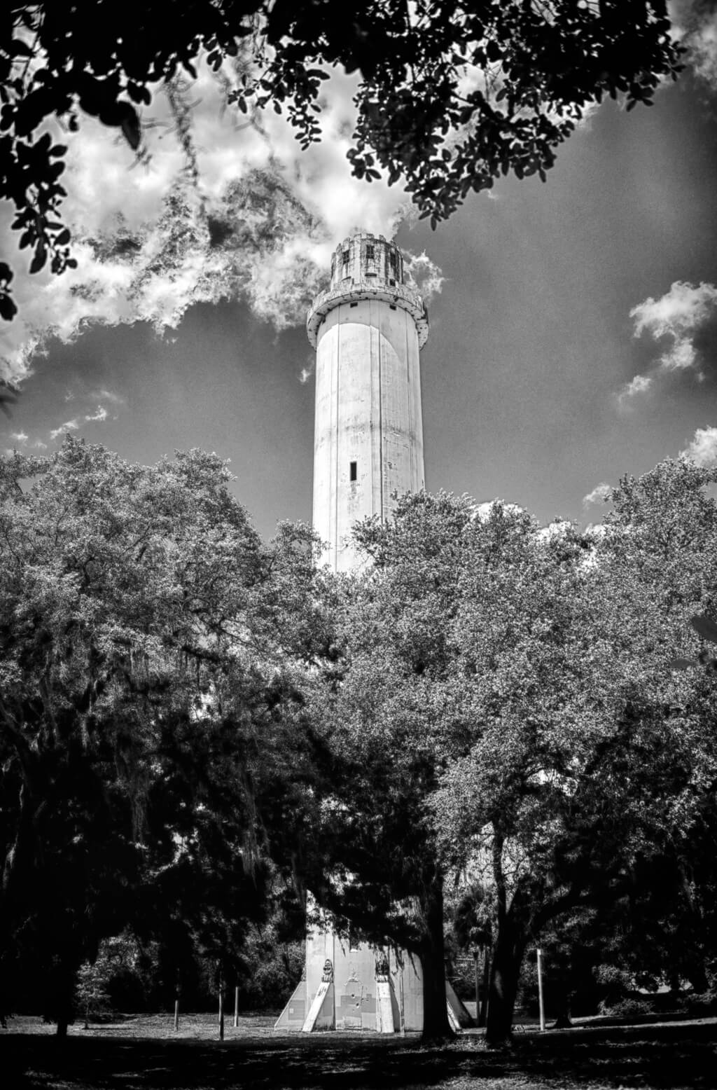 Sulphur Springs Water Tower, Tampa, FL