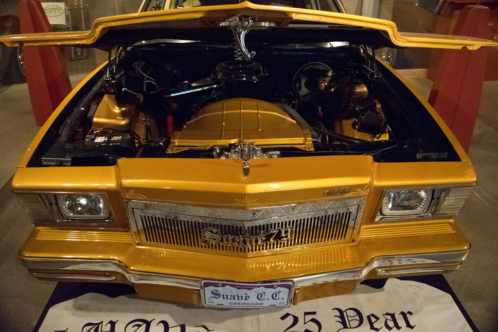 Lowrider Cars: Rolling Works of Art at the Longmont Museum in Colorado