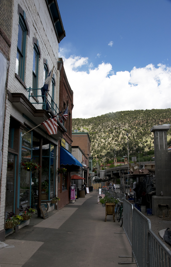Glenwood Springs, Colorado: Hot Springs and Old West