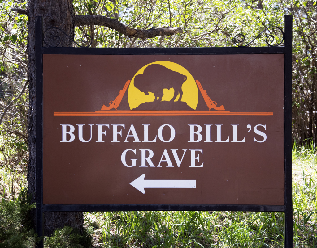 Buffalo Bill's Gravesite and Museum (Pehaska Teepee), Golden, CO