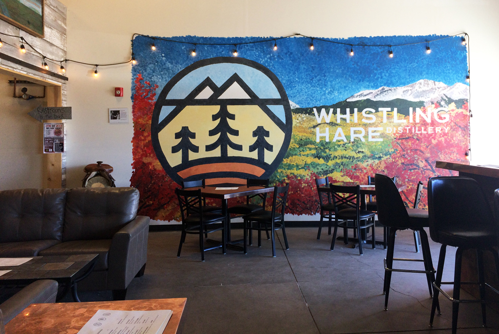 Whistling Hare Small-Batch Distillery near Denver, CO