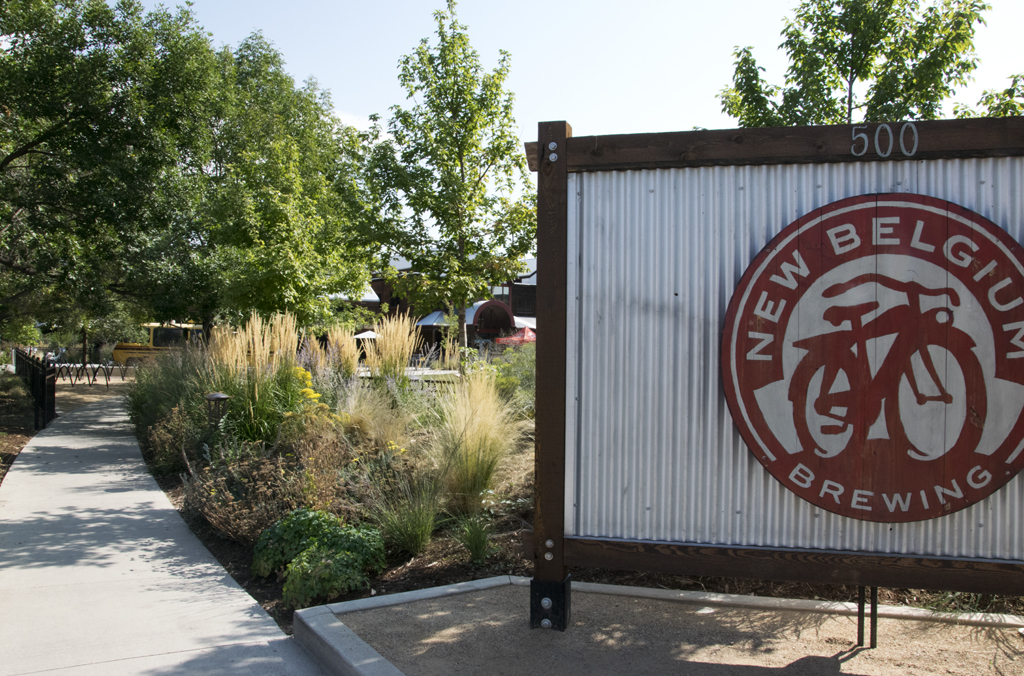 Tour New Belgium Brewery in Ft. Collins, Colorado, and Drink Fat Tire Beer